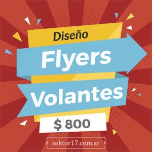 Flyers - Volantes