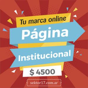 Promociones Páginas Web