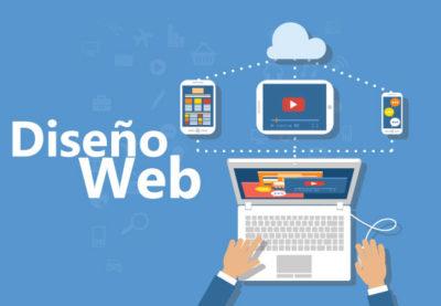 <span class='p-name'>¿Qué es Diseño Web?</span>