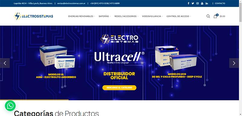 electrosistemas